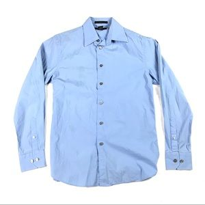 Express Button Up Dress Shirt